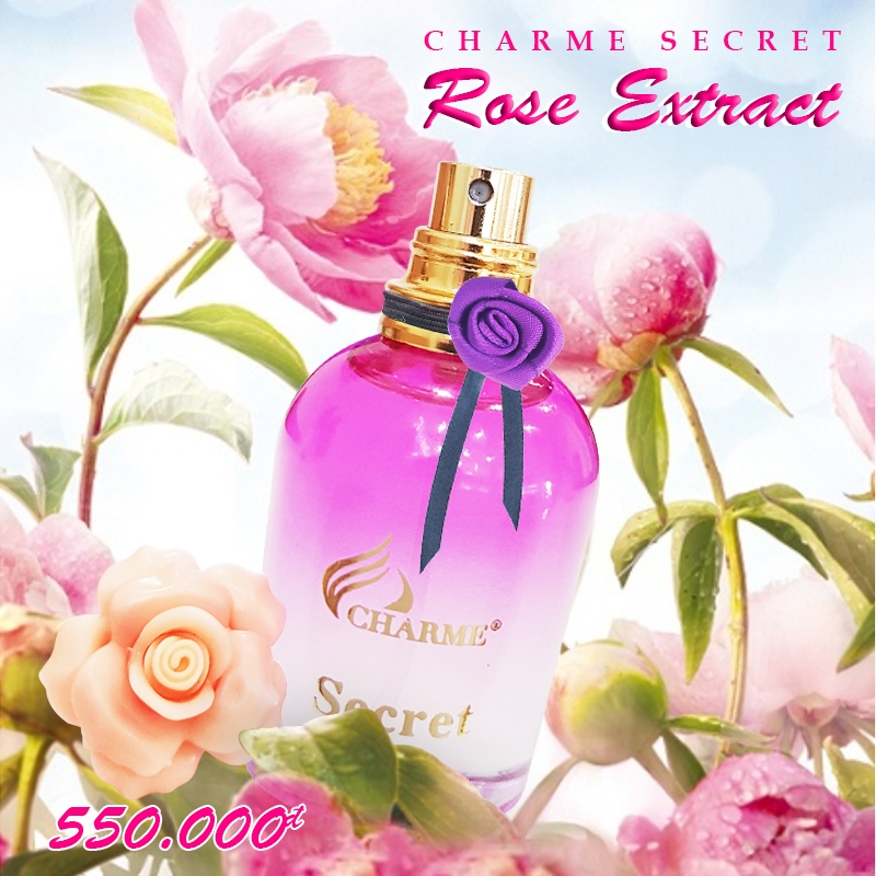 CHARME ROSE SECRET EXTRACT 30ML