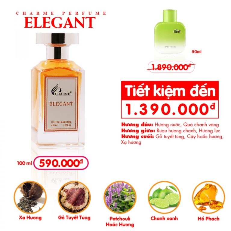 CHARME ELEGANT 100ml