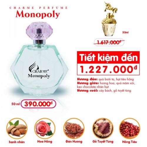 CHARME MONOPOLY